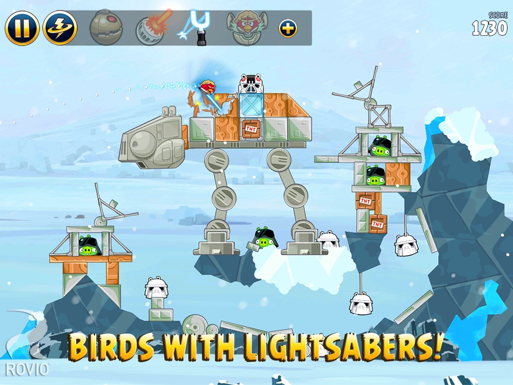 Angry Birds Star Wars Android Game Music Mp3 Download Angry