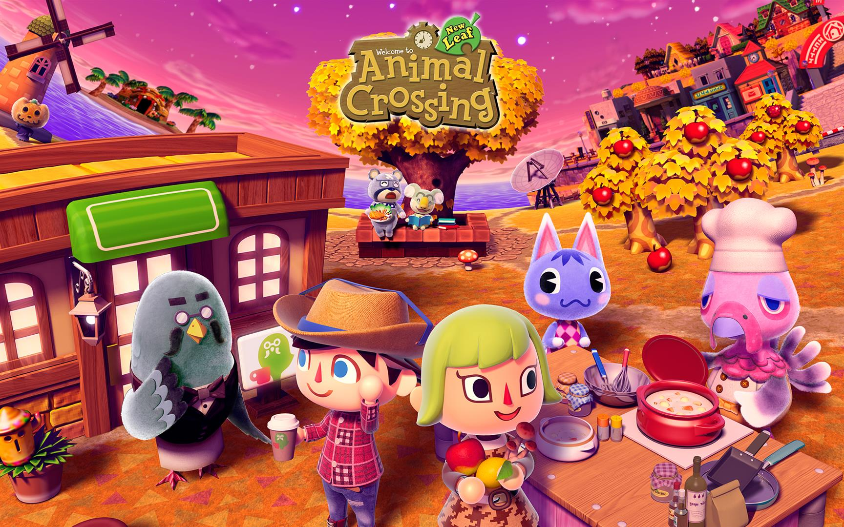 Animal crossing: new horizons will let players choose their own.