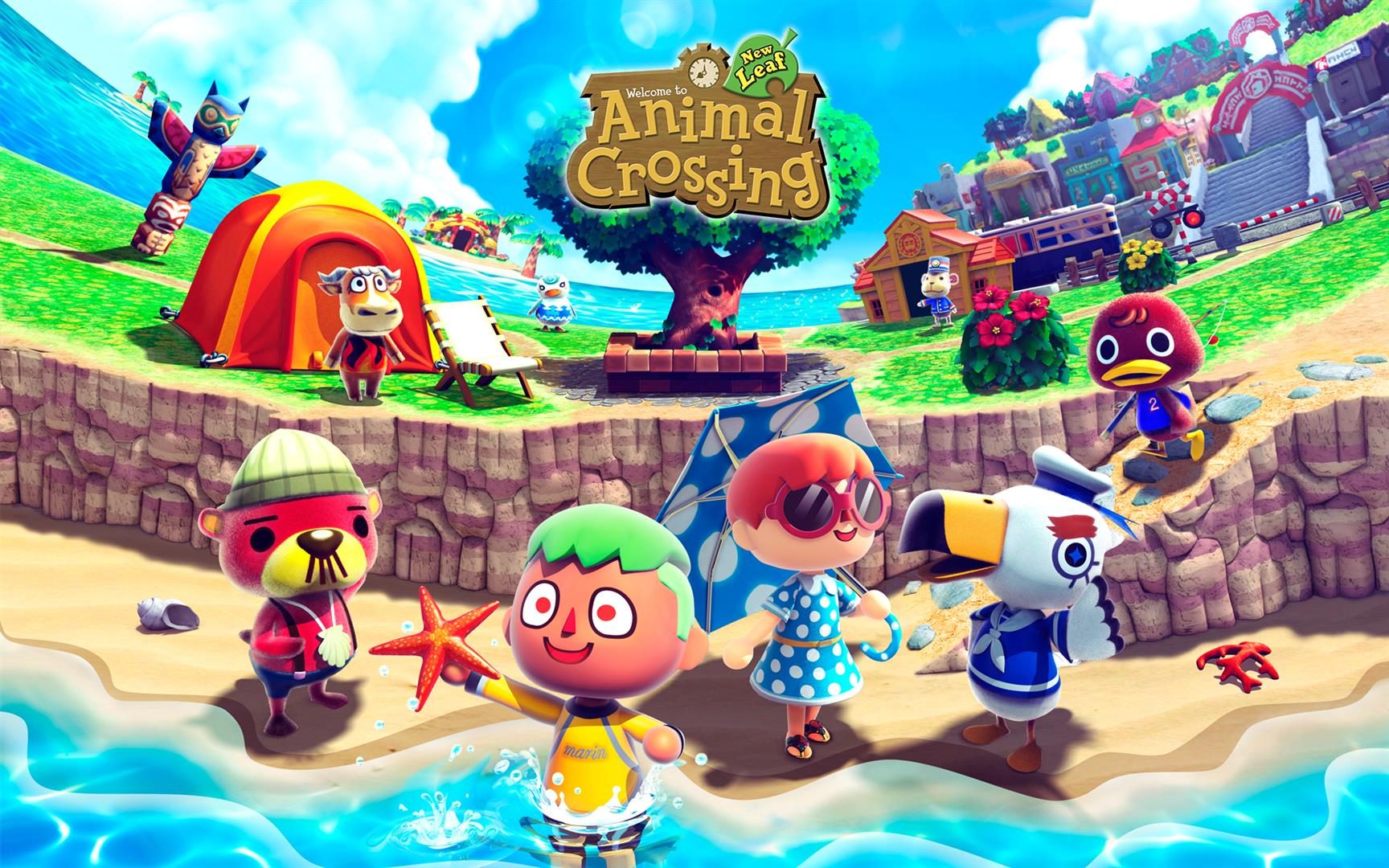 Official animal crossing: new horizons twitter account confirms.