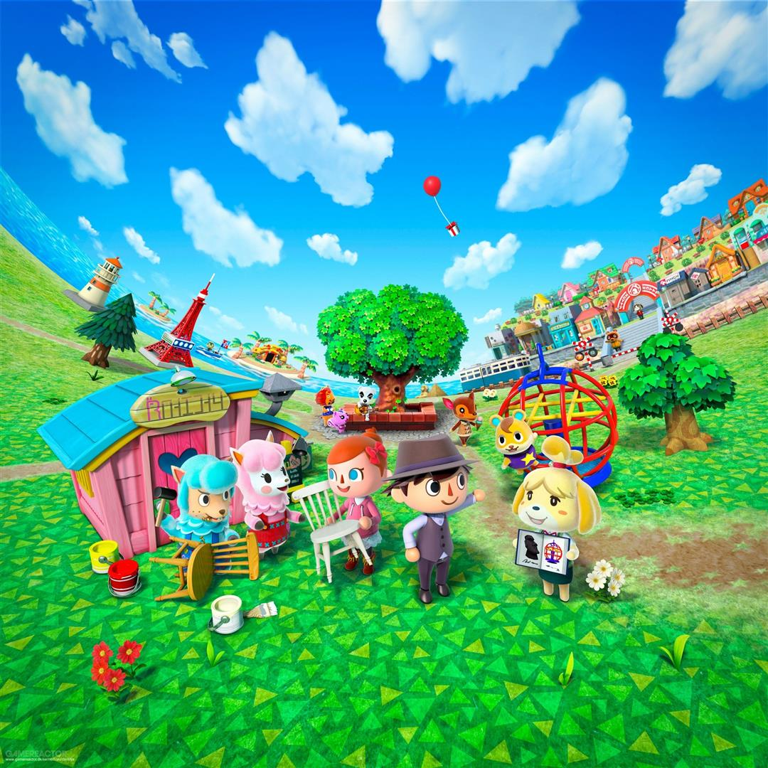 Today's nintendo direct featured animal crossing: new horizons.