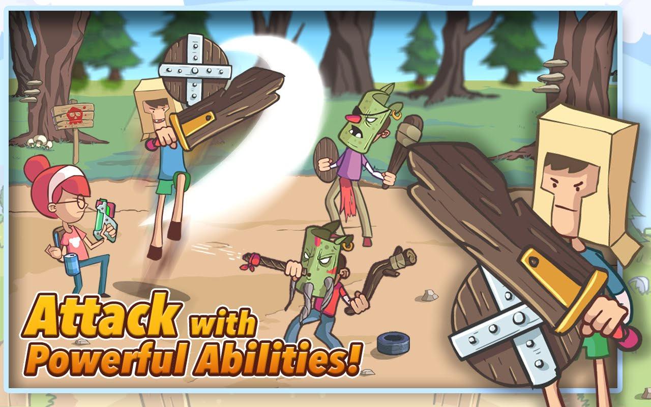Backyard Heroes (Android Game Music) MP3 - Download ...