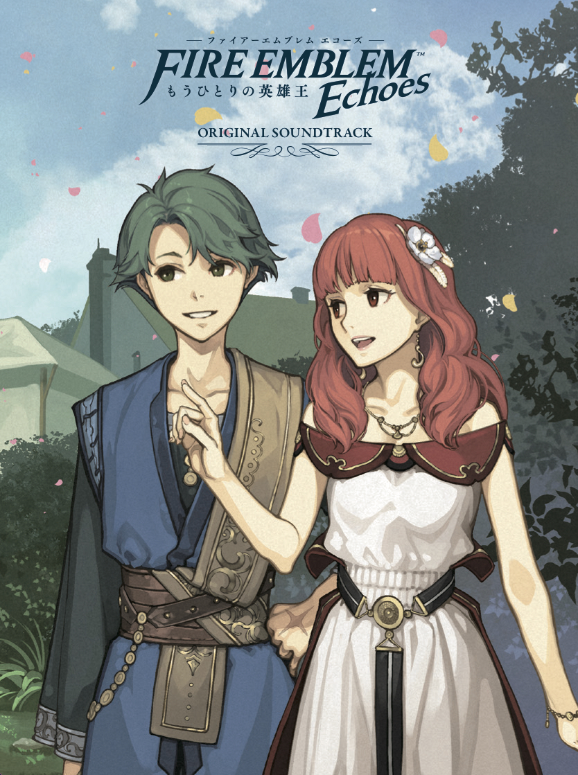Fire Emblem Echoes Shadows Of Valentia Original Soundtrack Mp3