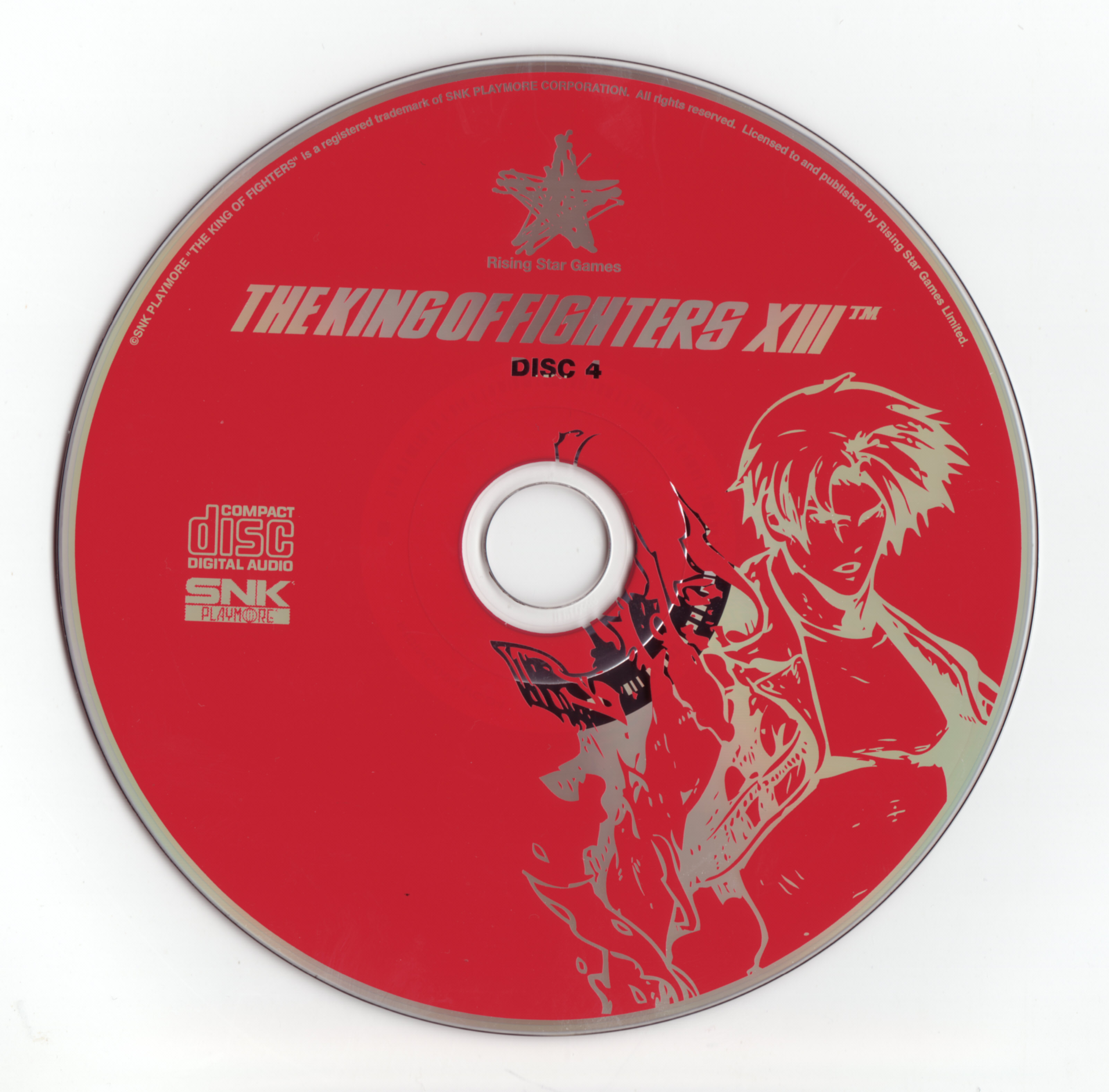 King Of Fighters Xiii 4 Cd Compilation Soundtrack Mp3 Download