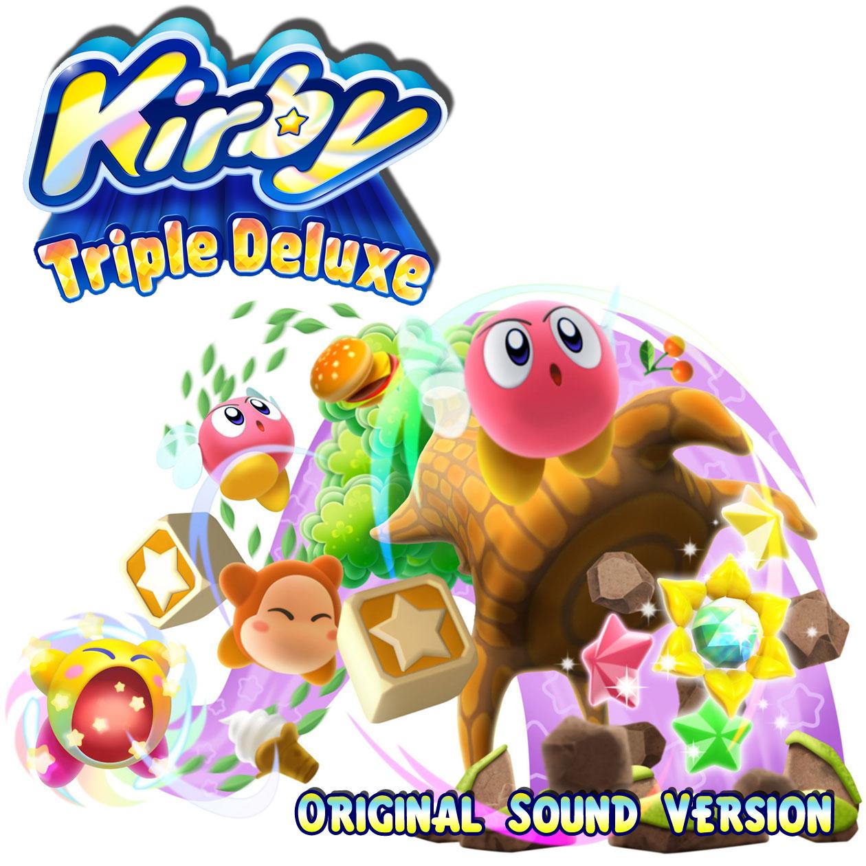 Kirby Triple Deluxe Mp3 Download Kirby Triple Deluxe Soundtracks
