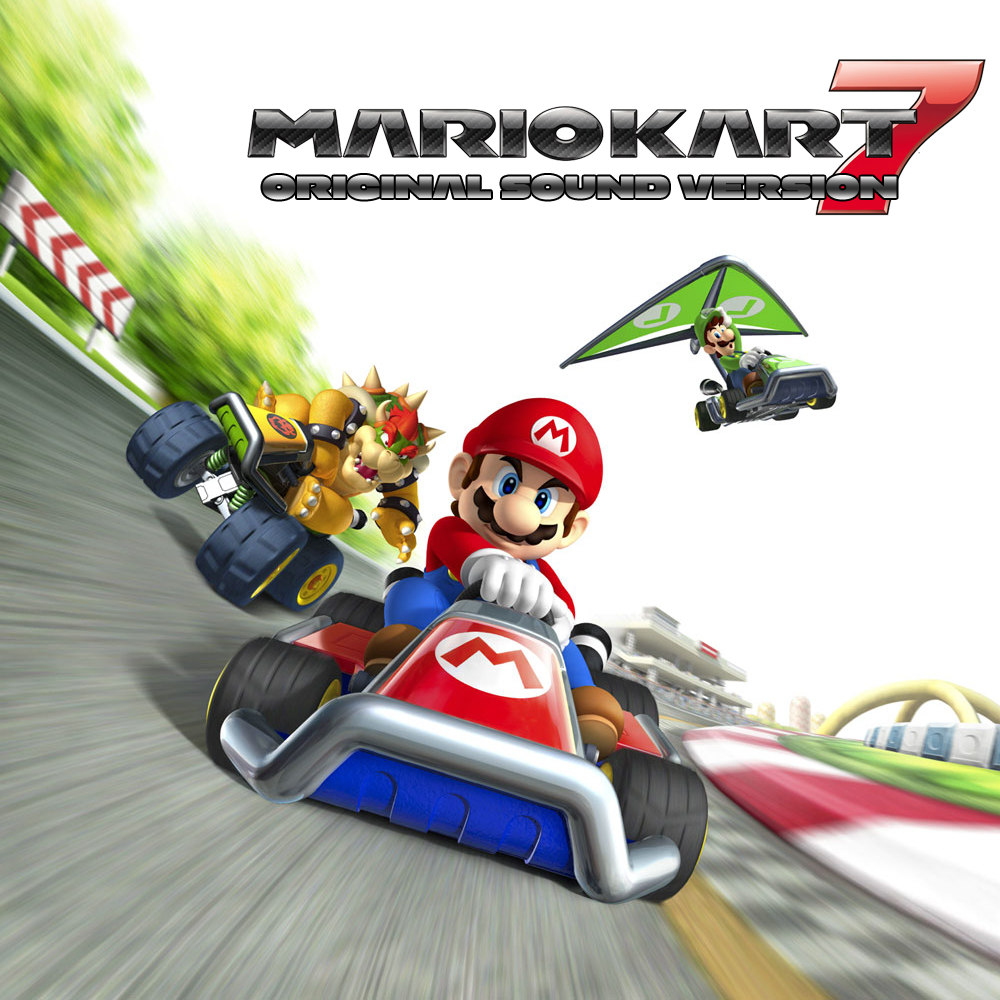 mario kart 7 original soundtrack mp3 mario kart