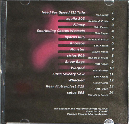 Need For Speed 3 The Album Mp3 Download Need For Speed 3 The