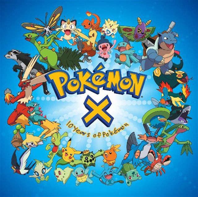 Pokemon Ten Years Of Pokemon Mp3 Download Pokemon Ten Years