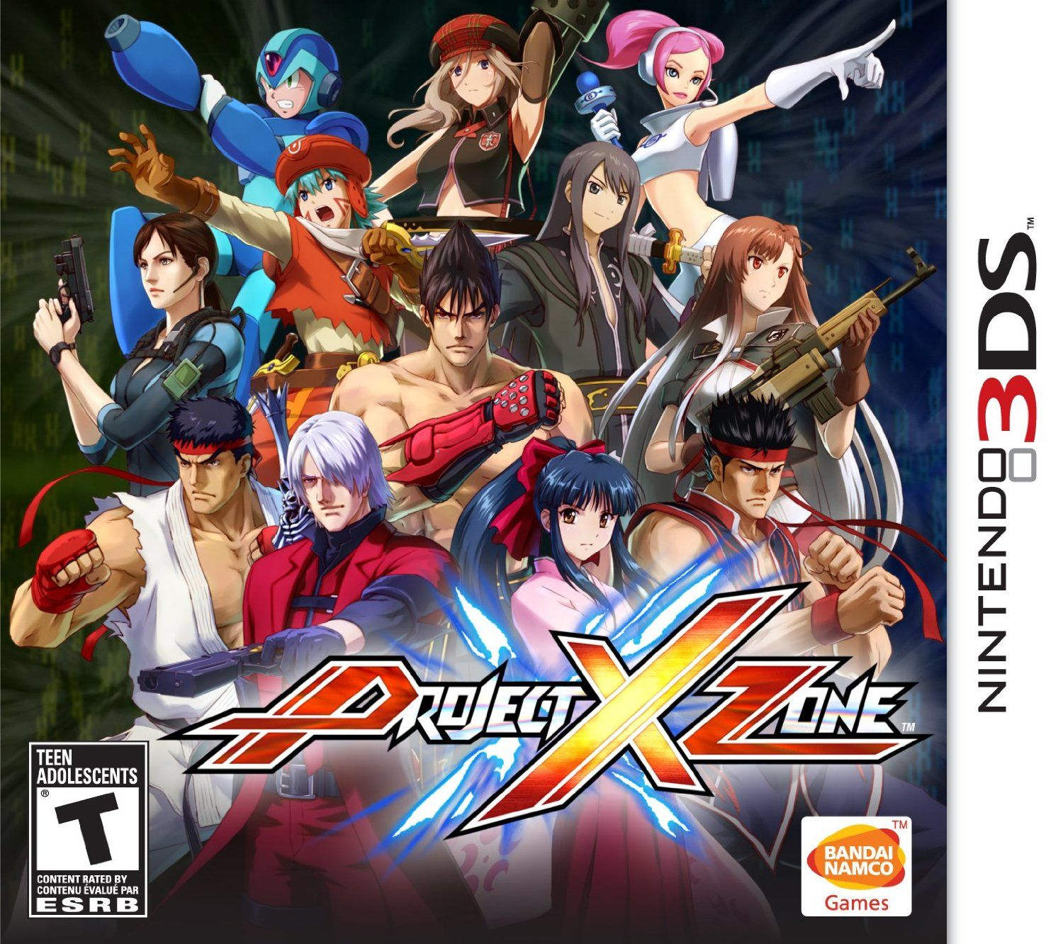 Project X Zone Ost Us Gamerip Mp3 Download Project X Zone Ost Us