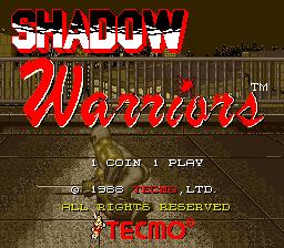 Shadow Warriors Ninja Gaiden Ninja Ryukenden Arcade Mp3 Download Shadow Warriors Ninja Gaiden Ninja Ryukenden Arcade Soundtracks For Free