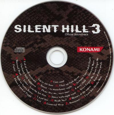 Silent Hill 3 Original Soundtrack Mp3 Download Silent Hill 3