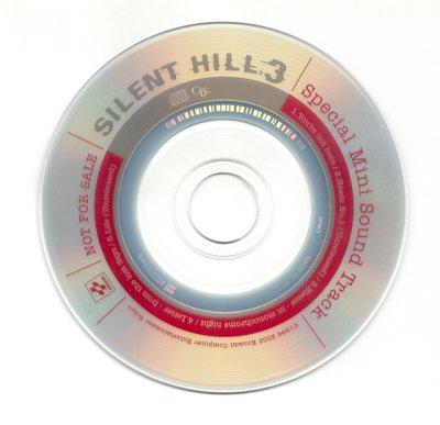Silent Hill 3 Special Mini Sound Track Mp3 Download Silent Hill