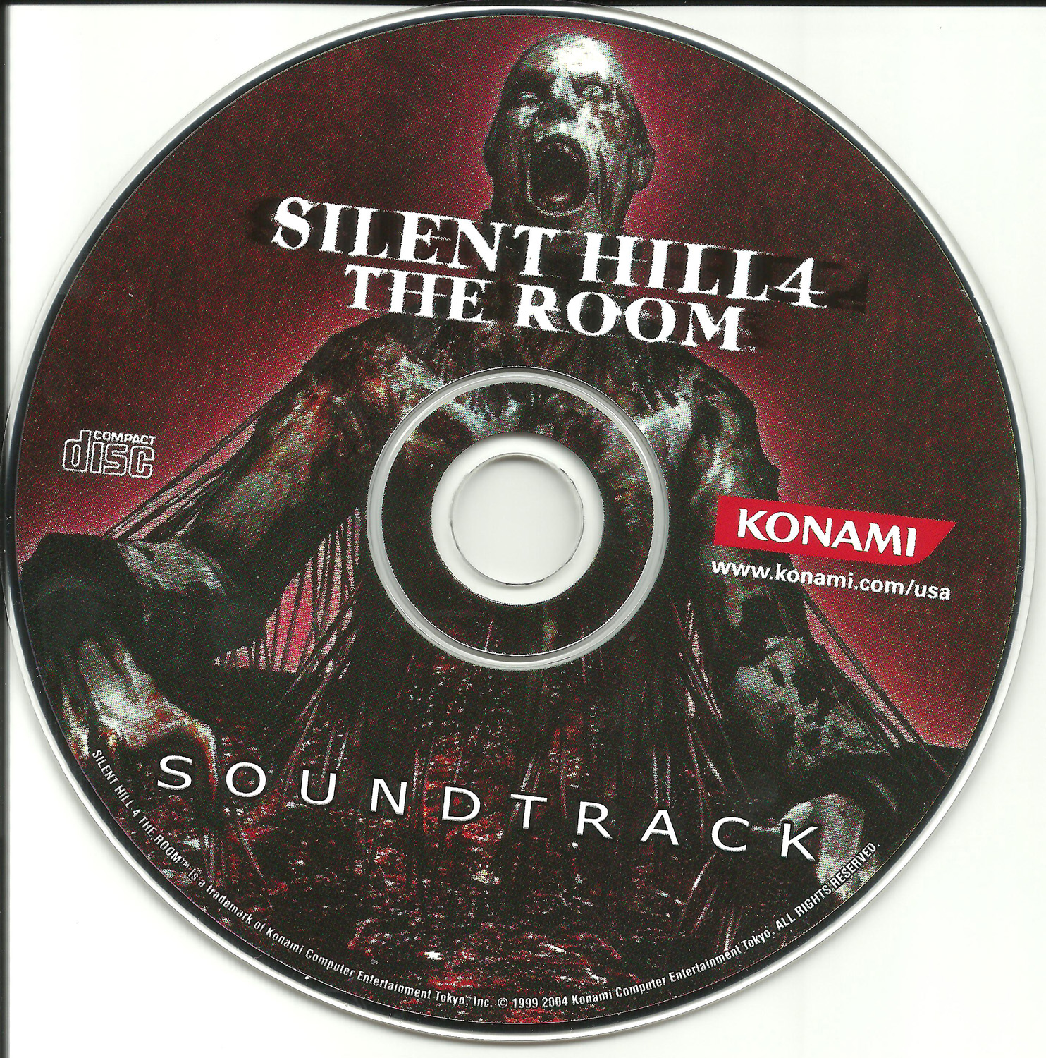 Silent Hill 4 The Room Limited Edition Soundtrack Mp3 Download