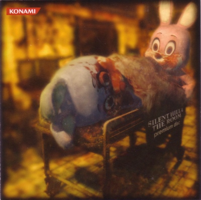 Silent Hill 4 The Room Premium Disc Mp3 Download Silent Hill 4