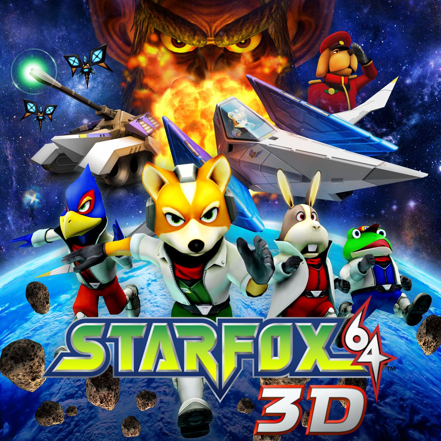 descargar star fox 64 apk download