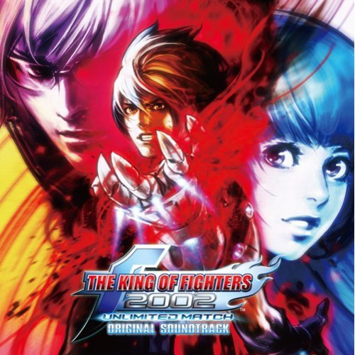 King Of Fighters 2002 Unlimited Match Original Soundtrack 2009