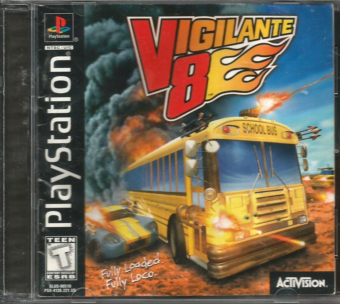 Vigilante 8 Original Game Rip Mp3 Download Vigilante 8 Original