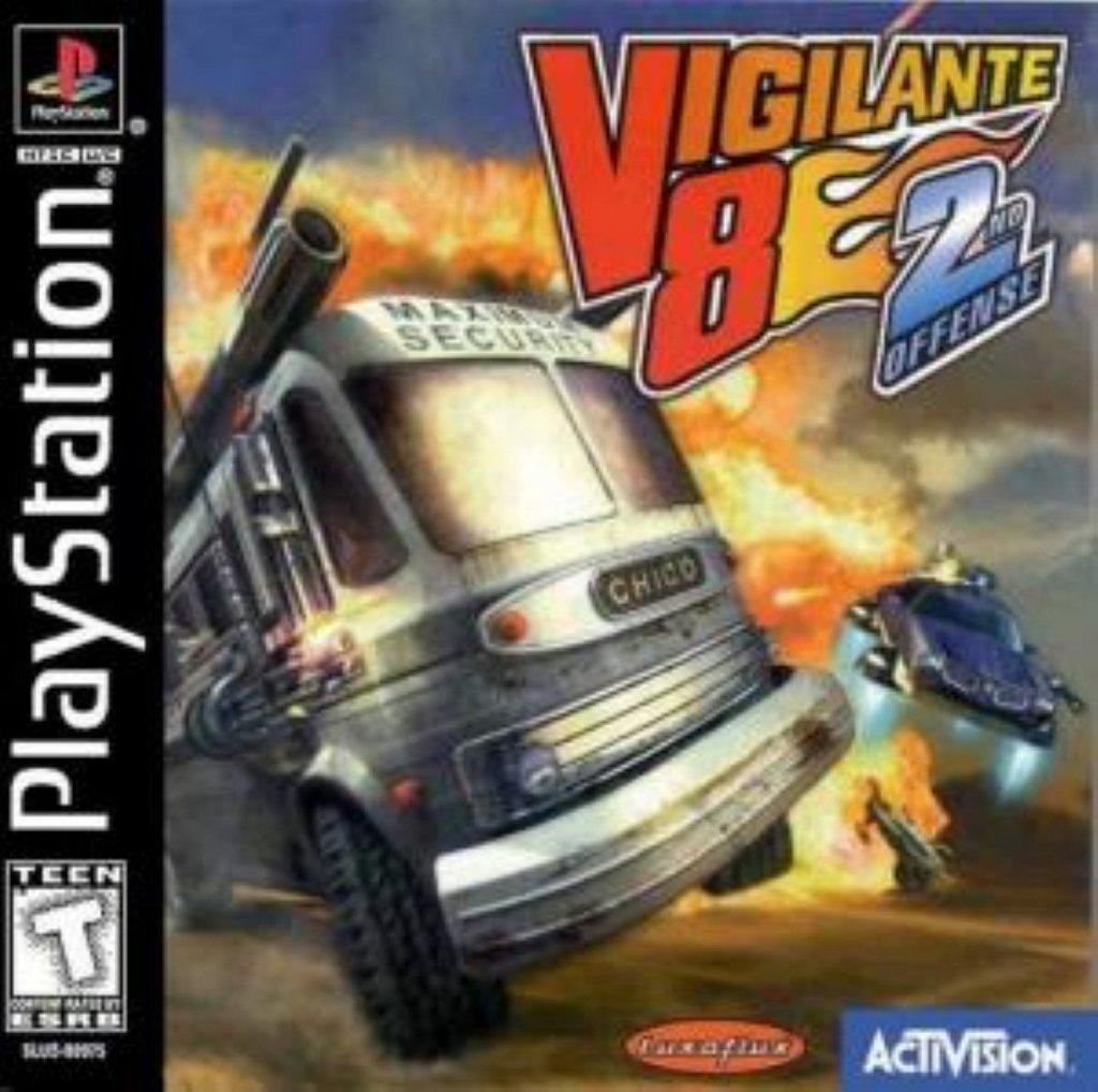 Vigilante 8 Second Offense Mp3 Download Vigilante 8 Second