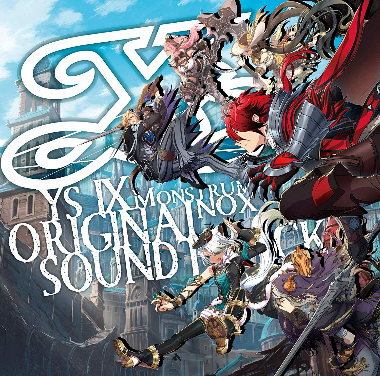 Ys IX -Monstrum NOX- Original Soundtrack MP3 - Download Ys IX -Monstrum  NOX- Original Soundtrack Soundtracks for FREE!